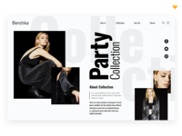 Fashion - Bershka - Party Collection