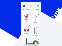 Jysk mobile app