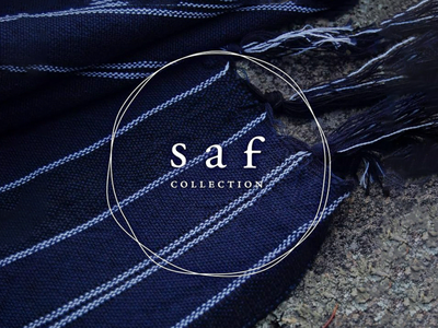 Saf Collection Logo logo branding