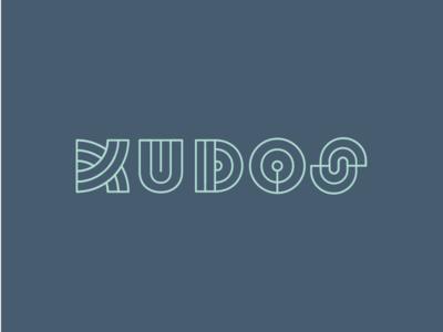 Kudos Logotype zen relax