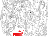 Puma Illustration #1