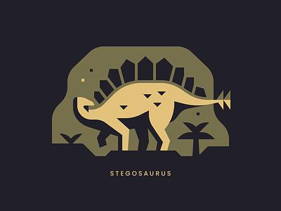 Stegosaurus landscape nature dinosaurs dinosaur dino stegosaurus jurassic