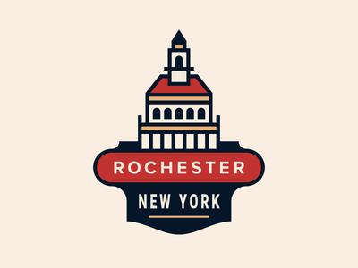 Rochester Badge