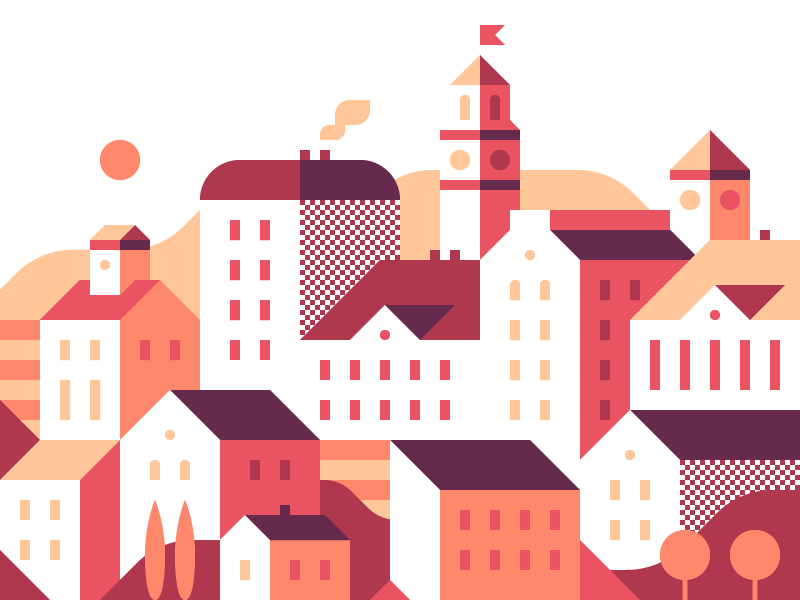 Another Town illustration