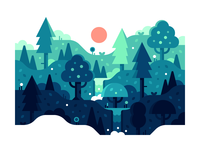 Forest No. 4