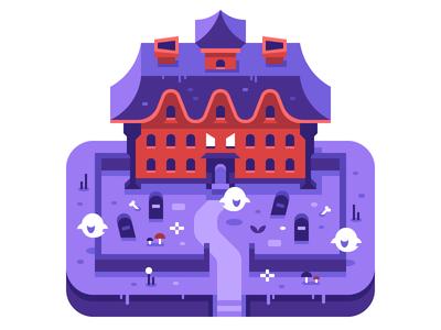 Luigi's Mansion - Discord Overworld Snippets