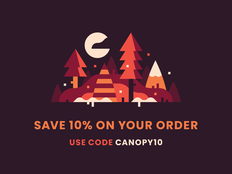 Visit the Canopy Shop! pins prints 2018 christmas holidays