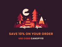 Visit the Canopy Shop!