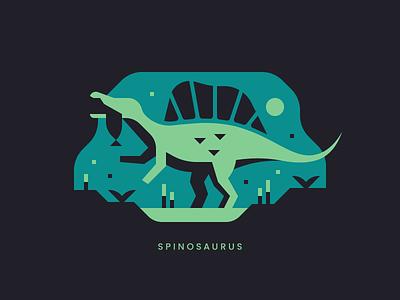 Spinosaurus (Old Version) cretaceous theropod fish swamp dino dinosaurus spinosaurus dinosaur