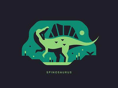 Spinosaurus (New Version) cretaceous theropod swamp dinosaurs spinosaurus dinosaur
