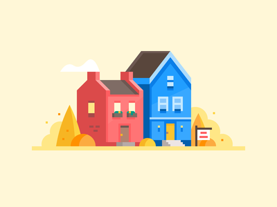 Credit Karma: Row Buildings