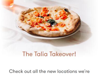 Talia Di Napoli   Email Marketing Design