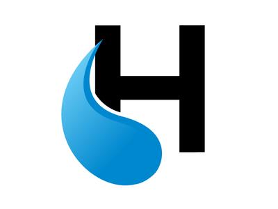 Hillstone Environmental Partners Logo Bug letter h bug gradient vector logo partners environmental hillstone