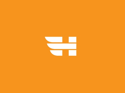 Hermes Digital Marketing logo bug vector type h logo icon hermes