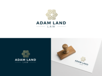 Adam Land Law Logo