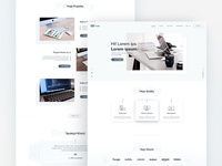 Wize Portfolio Website