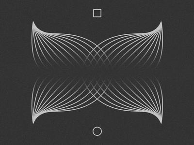 Incompatible Outcomes shapes blending texture pattern digital art digitalart icon graphic design illustration