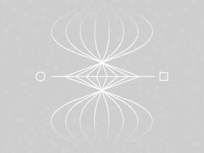 Encapsulated Diamond shapes blending texture pattern digital art digitalart icon graphic design illustration