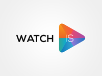 Watch.is logo - Online Cinema