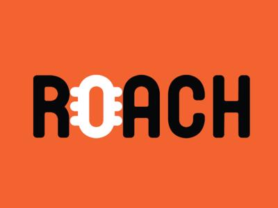 Roach Logo brand logo