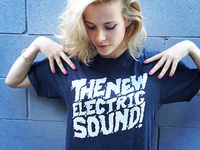 The New Electric Sound Logo