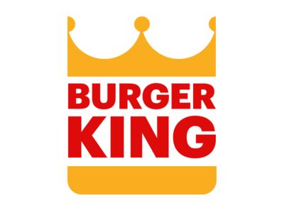 Burger King king burger logo