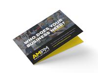 AMPM Employment Postcard