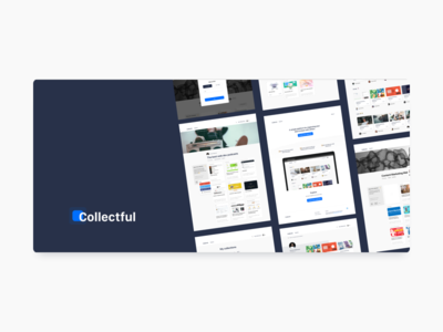 Collectful ux ui collection list side project