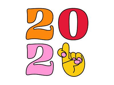 2021 type typography letter vector art vector lettering art 2021 luck lettering