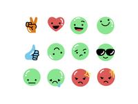 Emoji setlist