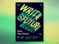 Write Future Dribbble