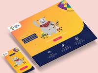 Asian Games 2018 Microsite