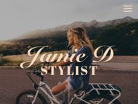 Jamie D Stylist Mobile