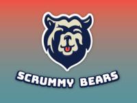 Scrummy Bears Logo