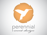 Perennial Event Design Logo