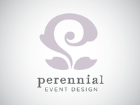 Perennial Event Design Logo 2