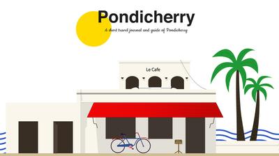 Pondicherry web journal