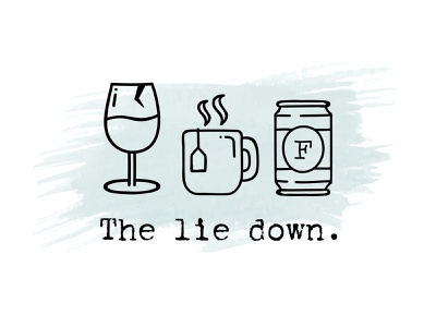 The Lie Down roni