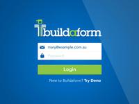 Buildaform login