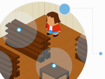 iBeacons ibeacon beacon apple ios developer envoy app location