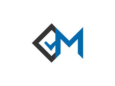 Certification Manager Logo logo certification building brand management tick box