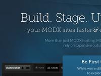 MODX Cloud
