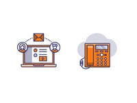 wip - Cloud IT website icons