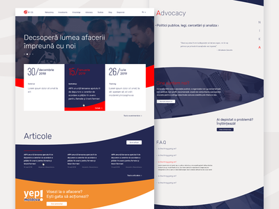 Home page for NIKA Business Generation