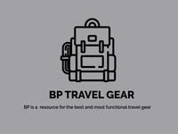 BP Travel Gear / Logo Design