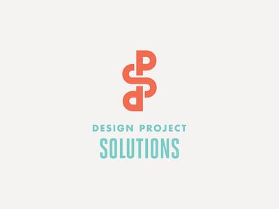 DPS Logo Exploration I design logo typographic monogram