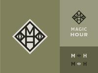 Magic Hour Logo Exploration 02
