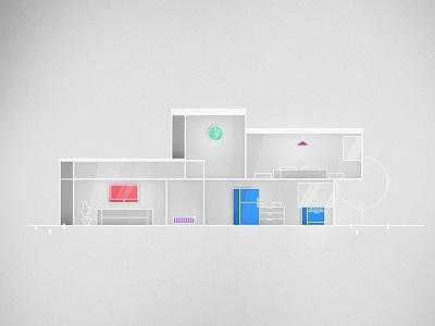 Smart Home - Illustration