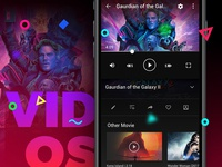 Vidos - Video Streaming Android/iOS App