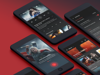 Vidos Streaming app